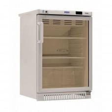 Фармацевтические холодильники Pozis ХФ-140-1 белый с тонированным стеклом