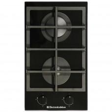 Домино панель Electronicsdeluxe GG2 400215F - 000 стекло черное