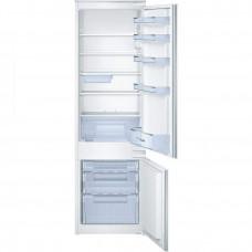 Встраиваемый двухкамерный холодильник Bosch KIV38V20