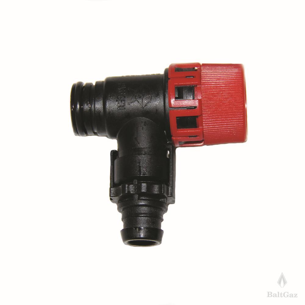 Клапан предохранительный 33340001