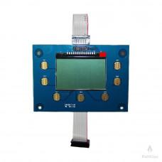 Плата дисплея с кабелем LCD8