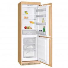 Встраиваемый двухкамерный холодильник ATLANT XM-4307-000