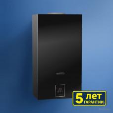 Водонагреватель газовый BaltGaz Premium 14 G облицовка стекло цвет черный (5 лет гарантии)