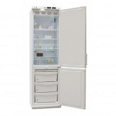 Фармацевтические холодильники Pozis ХЛ-340 белый с металлическим дверьми