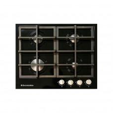 Газовая панель Electronicsdeluxe TG4 750231F -040 черный глянец