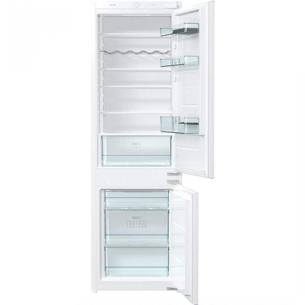 Встраиваемый двухкамерный холодильник Gorenje RKI4182E1