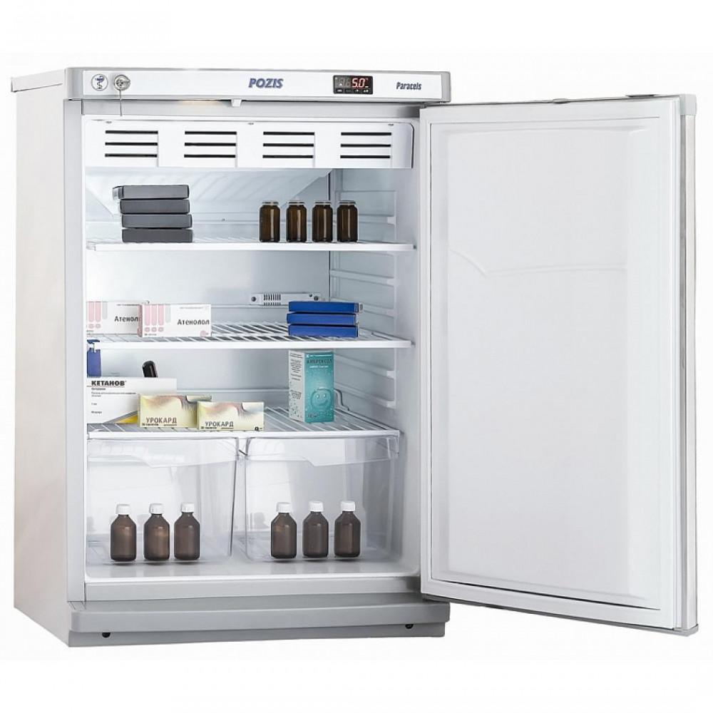 Фармацевтические холодильники Pozis ХФ-140 серебристый нержавейка