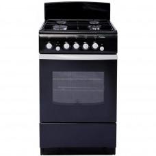 Газовая плита De luxe 5040.36Г (Щ) Черная