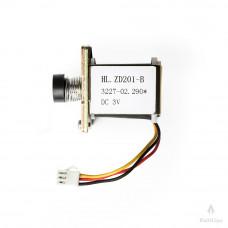 Клапан электромагнитный 3227-02.290