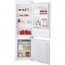 Встраиваемый двухкамерный холодильник Hotpoint-Ariston BCB 70301 AA (RU)