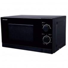 Микроволновая печь Sharp R-2000RK черный
