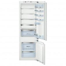 Встраиваемый двухкамерный холодильник Bosch KIS87AF30R