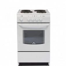 Электрическая плита De luxe 5004.12 э белый