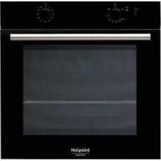 Газовый духовой шкаф Hotpoint-Ariston GA2 124 BL HA