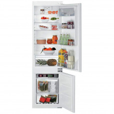 Встраиваемый двухкамерный холодильник Hotpoint-Ariston B 20 A1 DV E/HA