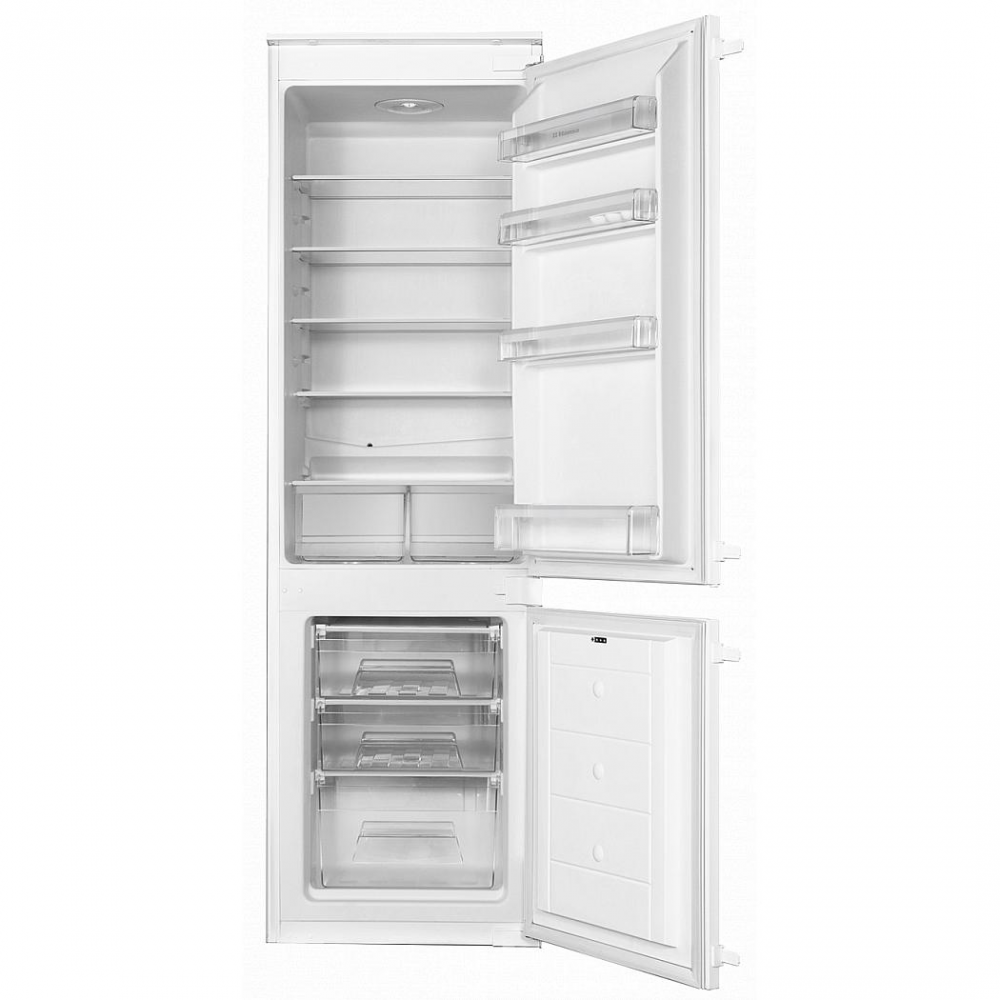 Встраиваемый двухкамерный холодильник Hansa BK3160.3