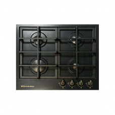 Газовая панель Electronicsdeluxe TG4 750231F -025 черный матовый