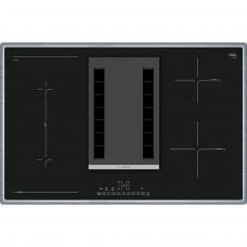 Индукционная варочная панель Bosch PVS845F11E с интегрированной вытяжкой