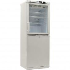 Фармацевтические холодильники Pozis ХФД-280 белый с тонир. и металл. дверьми
