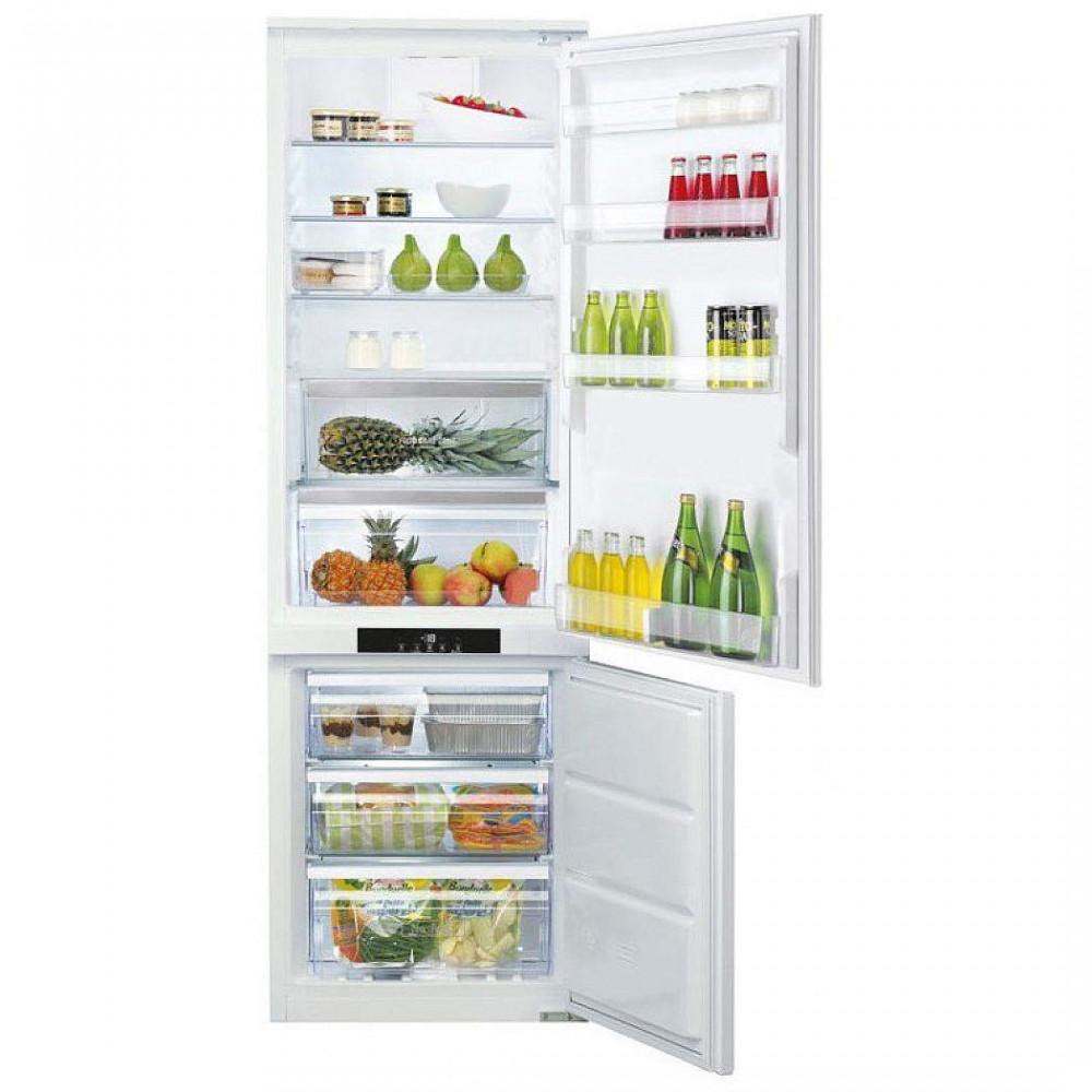 Встраиваемый двухкамерный холодильник Hotpoint-Ariston BCB 7030 AA F C (RU)