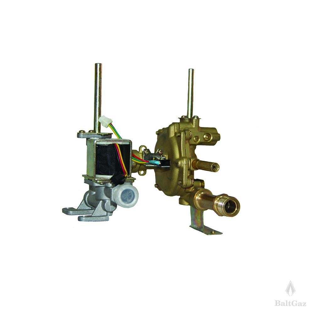 Водогазовый узел ВГУ 20-2 VL Eco