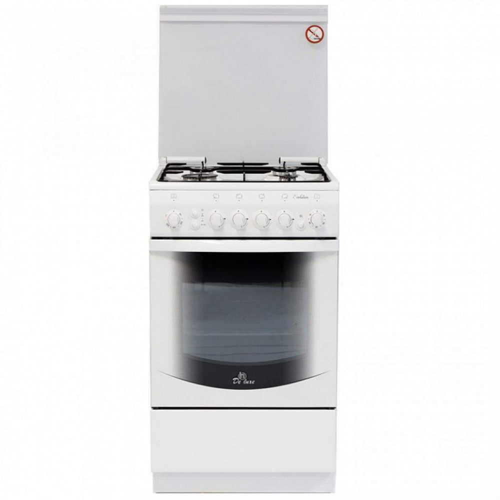 Газовая плита De luxe 5040.31г(кр) ЧР