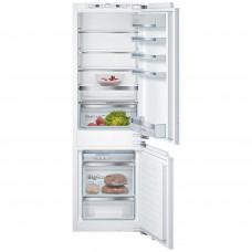 Встраиваемый двухкамерный холодильник Bosch KIS 86AF20R