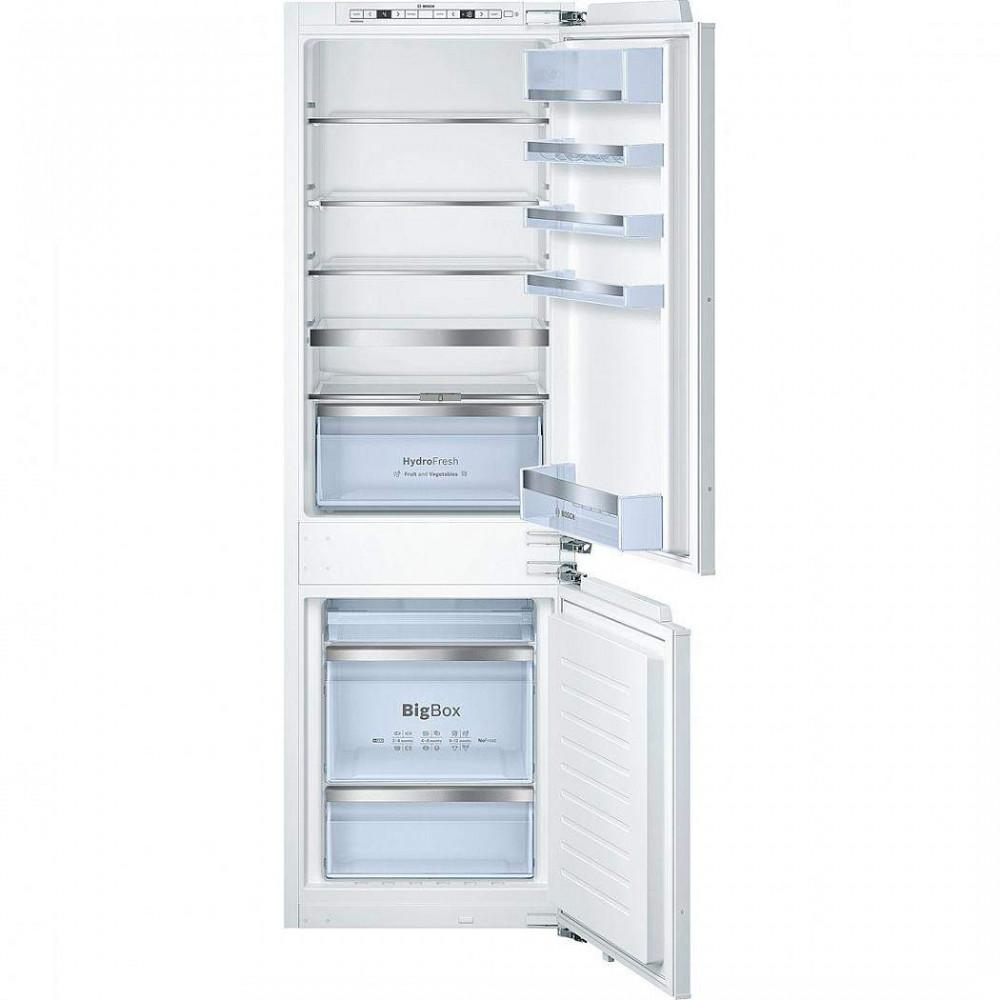 Встраиваемый двухкамерный холодильник Bosch KIN 86VF20R