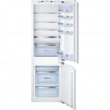 Встраиваемый двухкамерный холодильник Bosch KIN 86VS20R