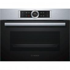 Компактная духовка Bosch CBG633NS3