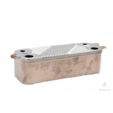 Теплообменник ГВС вторичный  BOSCH/JUNKERS Ceraclass, Cerapur, Condens 22 пл. 8716771988