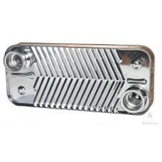 Теплообменник ГВС Deluxe 13-20K, Deluxe Coaxial 13-20K, Prime Coaxial 13-20K, Smart Tok Coaxial 13-20K, Deluxe Plus 13-20K, Deluxe Plus Coaxial 13-20K 30004993A