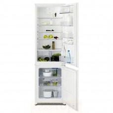 Встраиваемый двухкамерный холодильник Electrolux ENN92841AW