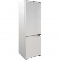 Встраиваемый двухкамерный холодильник Zigmund & Shtain BR 08.1781 SX