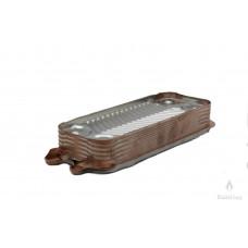 Теплообменник ГВС вторичный Protherm Panthera 25, Gepard, Vaillant Tec Pro Mini R1 12 пл. 0020059452